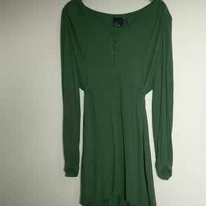 ASOS Curve Green Dress Size 16